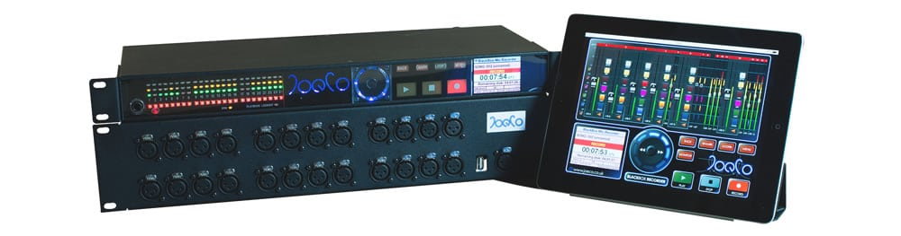 JoeCo blackbox bbr1mp recorder bundle